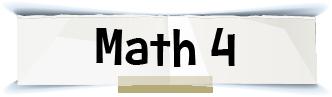 math 4 title